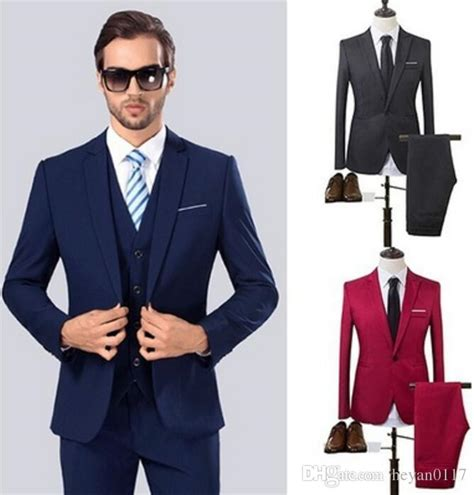 the best men s spring colored suits divine style online cheap the high quality spring 2017 business and