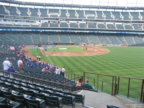 texas rangers sections globe life park section 42 rateyourseats com