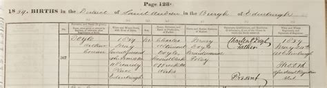 Birth Records Database Guides Scotlandspeople