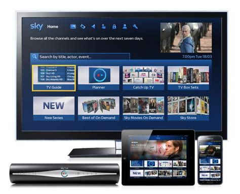 sky layout update email sky updates sky tv guide and sky app in the uk