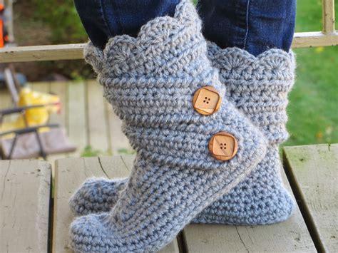 crochet patterns crochet dreamz s slipper boots crochet pattern