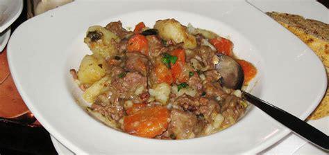 dublin stew irlande irlande plat