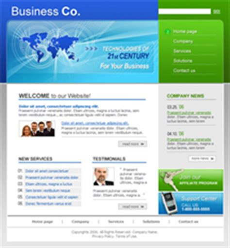 Basic Business Website Template free website templates free web templates free web