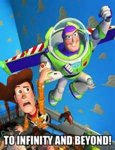 Buzz Lightyear To Infinity And Beyond To Infinity And Beyond Riversofeden1