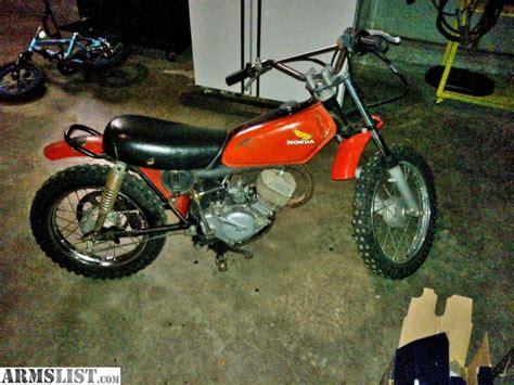 50cc Honda Dirt Bike by Armslist For Trade 1974 Elsinore Honda 50cc Dirt Bike