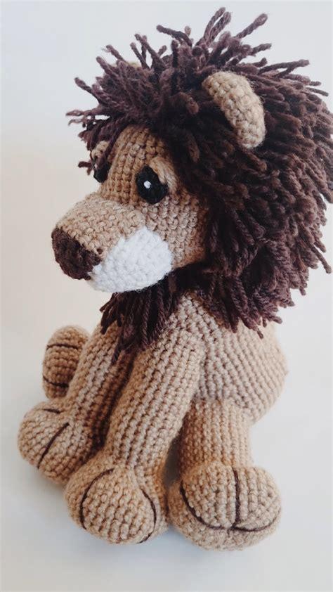 amigurumi pattern lion crochet lion amigurumi pattern free