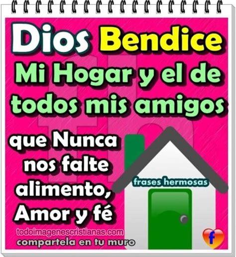 dios bendice mi hogar mi esposo y mis hijas carteles imagenes cristianas de bendiciones archivos im 225 genes
