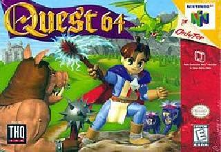 emuparadise quest 64 quest 64 usa rom