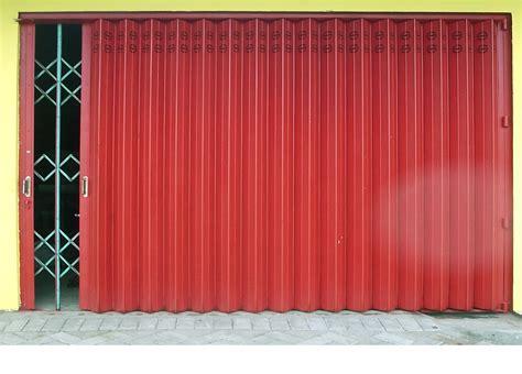 Kunci Pintu Harmonika Product Setu Folding Gate