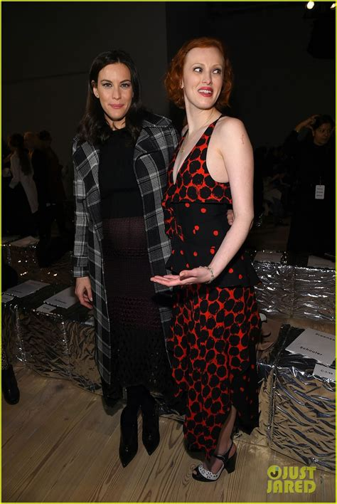 Grab Fashion Week By The Bawls by Liv Lyonne Grab Front Row Seats During