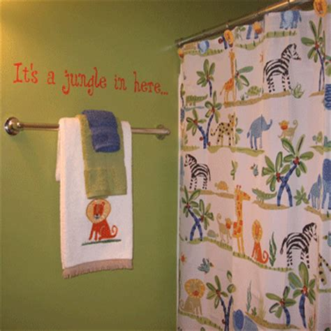 bathroom curtains for kids kids bathroom decor traditional little boys decor themes