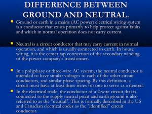 electrical grounding and earthing systems