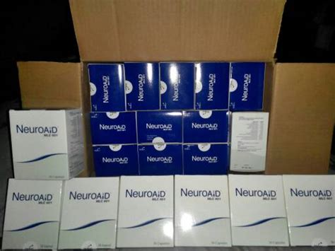 Neuroaid Mlc 601 By Blessing jual neuroaid mlc 601 arya putra shop
