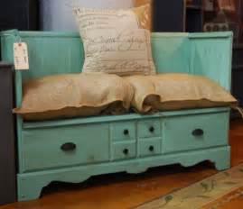 turn a dresser into a bench design dazzle