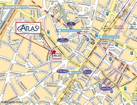 map of central brussels atlas hotel hotel in downtown brussels near the grand