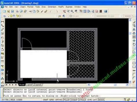tutorial autocad hatch autocad tutorial how to use hatch command doovi
