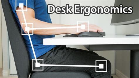 ergonomic sitting at desk 5 ways you re sitting at your desk computer desk