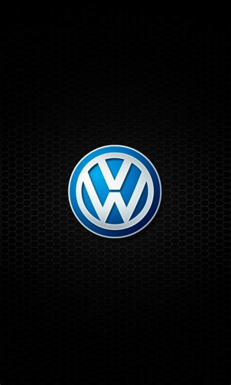 Volkswagen Logo Windows Phone Wallpaper   FreeWPWallpapers