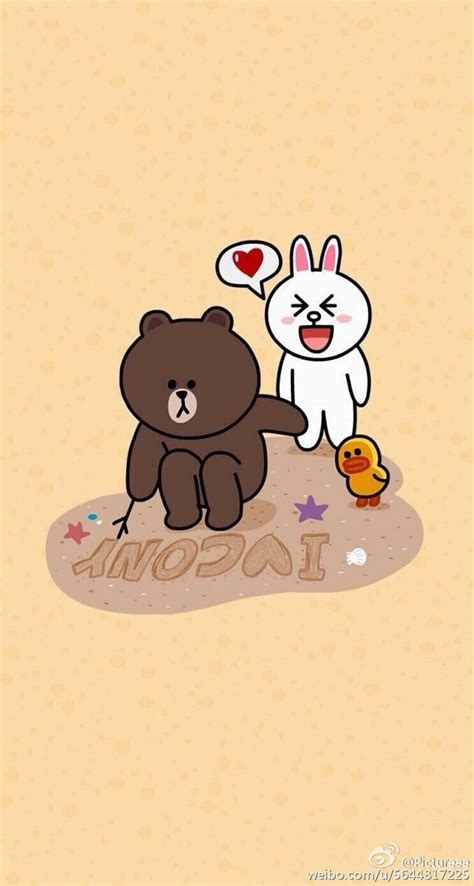 Correction Brown Cony Sally 215 best brown cony images on cony brown iphone backgrounds and line friends