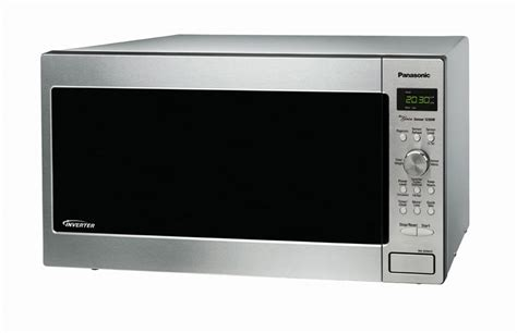 Microwave Panasonic Inverter panasonic 1250w 1 6 cu ft countertop built in microwave with inverter technology
