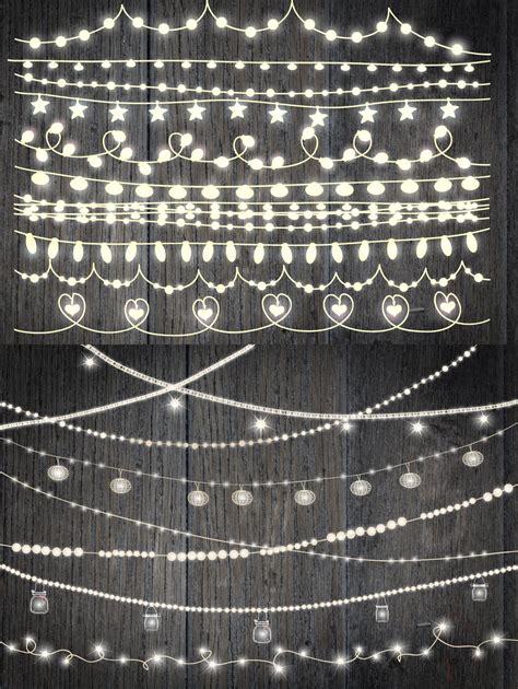 photo clip string lights string lights clip art invitations pinterest clip