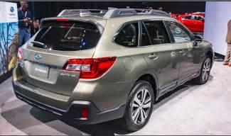 Subaru Outback Redesign 2018 Subaru Outback Release Date Cars Nears Me