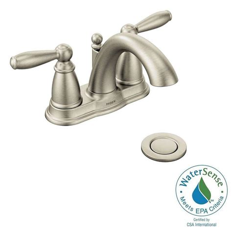 brushed nickel drain assembly jacuzzi lh33 brushed nickel jacuzzi lh33 overflow and deep