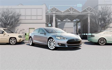 Tesla Model S Technology Tesla Fights Back In Car Hacking War By Car Magazine