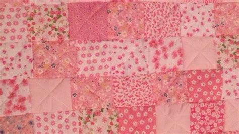 How To Make A Patchwork Quilt From Baby Clothes - how to make an adorable rag patchwork baby quilt diy