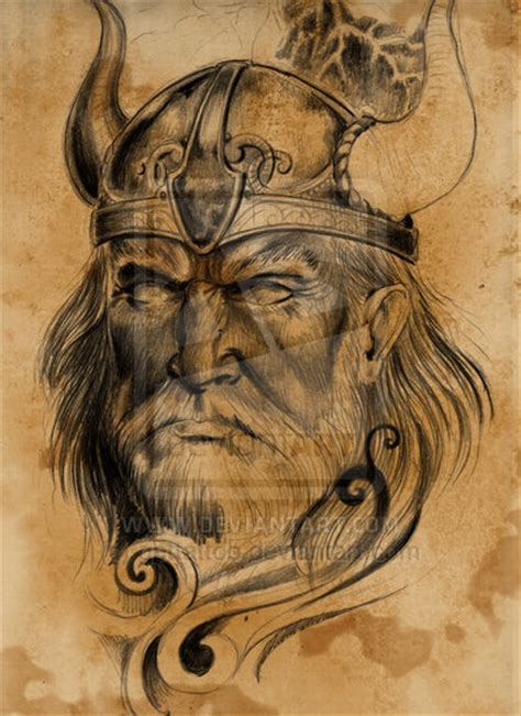viking warrior tattoo designs 23 unique viking designs