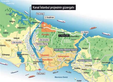 House Plans European kanal istanbul plans come to light property turkey
