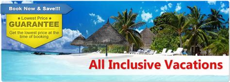 all inclusive vacation deals cheap sell vacation