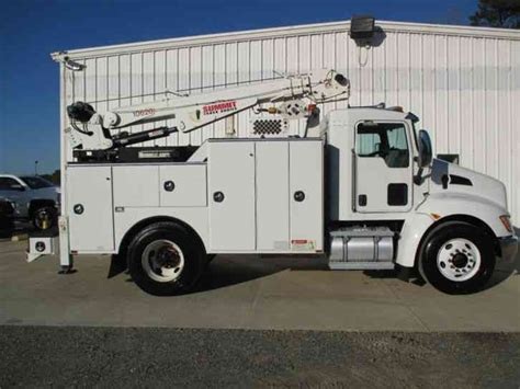kenworth mechanics truck kenworth t270 2010 utility service trucks