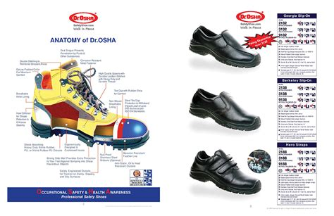 Sepatu Safety Boot harga safety shoes osha style guru fashion glitz
