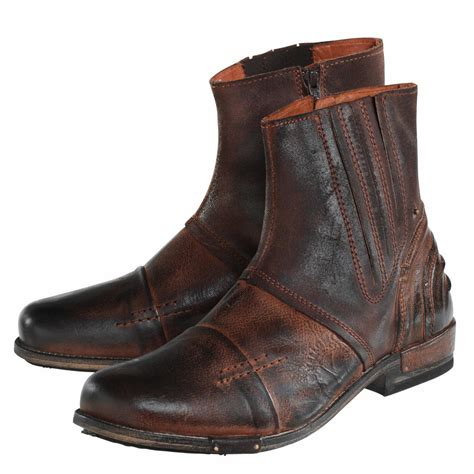 buy yellow cab buffalo leather boots