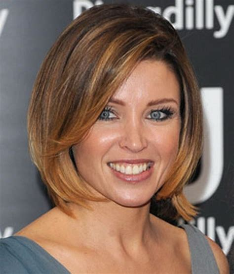 womens hair cuts for square chins chin length layered hairstyles chin length bob