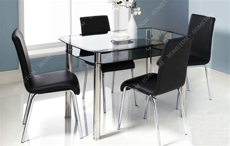 Metal Dining Room Table And Chairs Dining Room Furniture Metal Glass Dining Table And Chair Buy Dining Table And Chair Glass