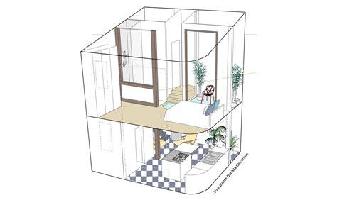 Casa A Due Piani by 50mq Su Due Piani La Ristrutturazione Di Una Mini Casa
