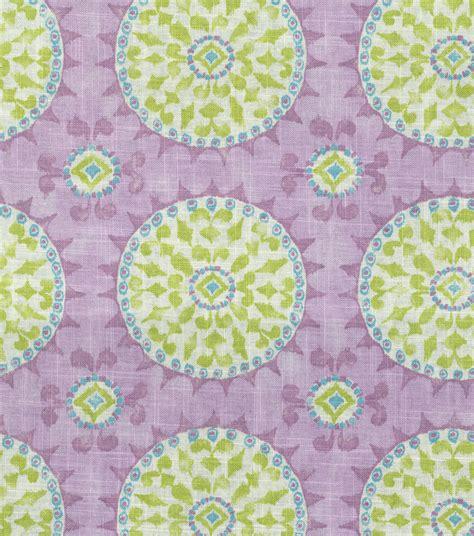 coordinating fabrics for home decor home decor print fabric dena johara heather jo ann