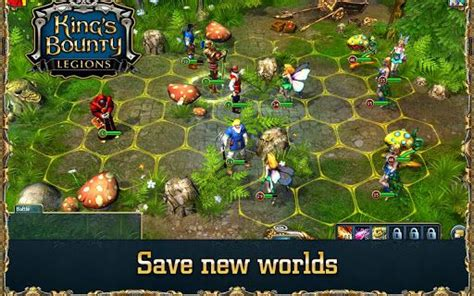 turn based strategy android cult of android get strategic with king s bounty legions now on android cult of android