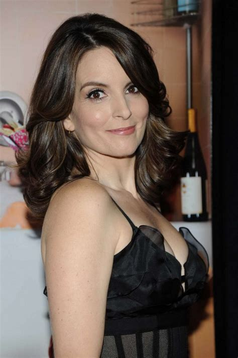 With Tina Fey by Tina Fey Premiere In Nyc