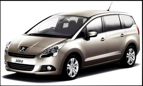 peugeot price list 2016 2016 peugeot 5008 price release review car drive and feature