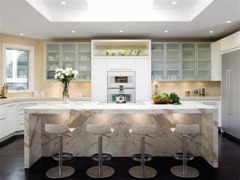 Island Ideas For Kitchens white kitchen cabinets pictures ideas amp tips from hgtv