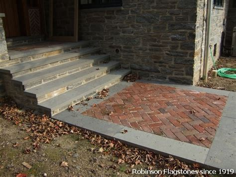 Flagstone Countertops by Robinson Flagstone Treads Coping Wall Caps