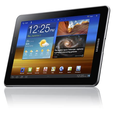 galaxy tablet tablet samsung galaxy tab 7 7 arriva in italia nel 2012