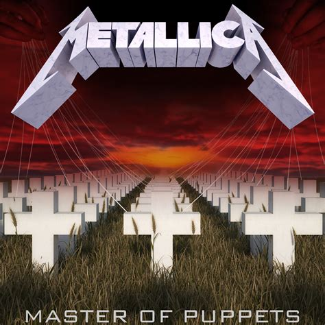 Master Of Puppets Master Of Puppets 3d Album By Cubicalmember On Deviantart