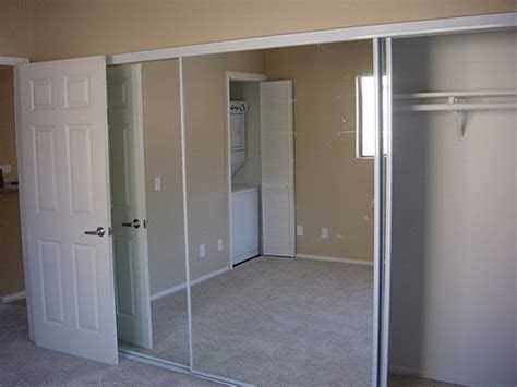 sliding mirror closet doors mirror ideas how to remove