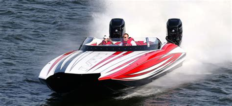 performance boats with outboards mercury racing upping verado 400r outboard engine coverage