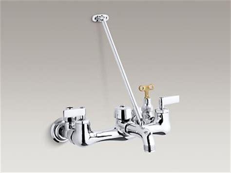 Kohler Mop Sink Faucet by Kohler K 8908 Kinlock Lever Handle Service Sink