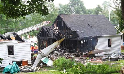 housing crash four dead after former microsoft executive crashes plane